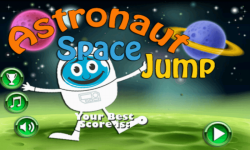 Astronaut Space Jump screenshot 5/5
