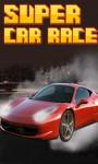 Super Car Race - Free screenshot 1/5