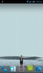 Girl and Sea LWP screenshot 2/2
