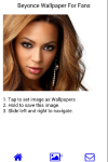 Beyonce Wallpapers for Fans screenshot 1/6