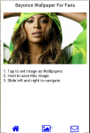 Beyonce Wallpapers for Fans screenshot 2/6