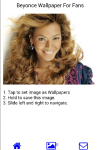 Beyonce Wallpapers for Fans screenshot 6/6