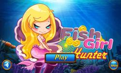 Fish girl Hunter screenshot 1/6