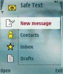 SafeTxT Freeware screenshot 1/1