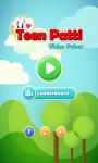 Teen Patti Video Poker screenshot 2/3