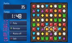 Shiny Jewels screenshot 2/4