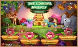 Free Hidden Object Games - The Magical Journey screenshot 1/4