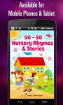 50 Nursery Rhymes and 50 Stories screenshot 1/6