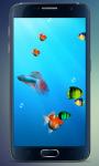 Beautiful Aquarium Live Wallpaper screenshot 2/3