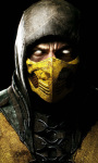 Mortal Kombat X Scorpio Live Wallpaper screenshot 1/3