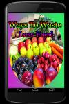 Ways To Waste Less Food screenshot 1/3
