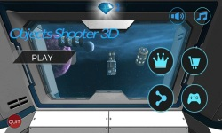 Objects Shooter in Space 3D screenshot 1/6
