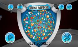 Robot Defense screenshot 2/6