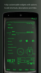 PipTec Green Icons and Live Wall general screenshot 5/6