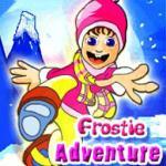Frostie Adventure screenshot 1/2