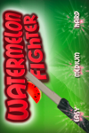 Watermelon Fighter Android Lite screenshot 1/5