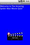 Amazing Spider-Man Quiz screenshot 1/4