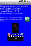 Amazing Spider-Man Quiz screenshot 4/4