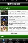 Univision Ftbol screenshot 1/1
