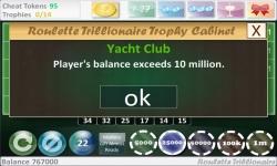 Roulette Trillionaire Free screenshot 4/5