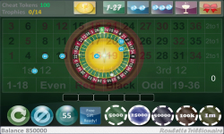 Roulette Trillionaire Free screenshot 5/5