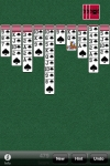 Spider Solitaire Free by MobilityWare screenshot 1/1