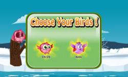 Crazy Birds Escape Flying Game screenshot 2/4