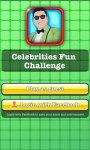 Celebrities Fun Challenge Free screenshot 1/6