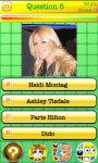 Celebrities Fun Challenge Free screenshot 6/6