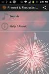 Firework and Firecracker Sounds screenshot 1/2