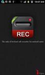 Call Recorder Trigma   screenshot 1/2