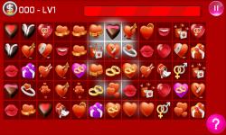 Connect Love Valentine Edition screenshot 2/5