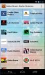Salsa Music Radio Stations screenshot 1/6