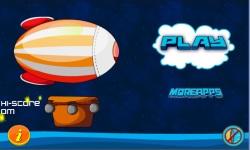 Flappy Balloon screenshot 1/4