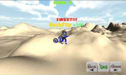 Dirtbike Dune Challenge FREE screenshot 3/6