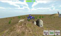 Dirtbike Dune Challenge FREE screenshot 5/6