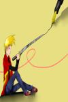 Knights of Sword Pen Iron Pencil screenshot 2/3