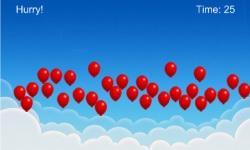 BalloonPop iphone screenshot 1/4