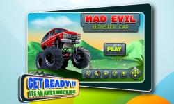 Mad Evil Monster Car screenshot 1/6