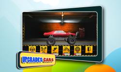 Mad Evil Monster Car screenshot 3/6