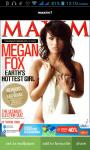Maxim Cover screenshot 3/3