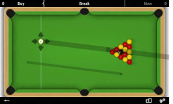 Pool Billiards2 screenshot 2/4
