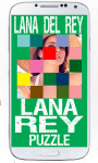Lana Del Rey Puzzle screenshot 5/6