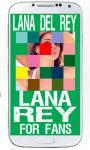 Lana Del Rey Puzzle screenshot 6/6