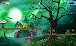 Sonic Skateboard Run Game screenshot 1/1