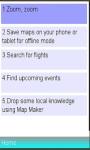 Google Map Features screenshot 1/1