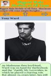 Biggest Male Models of All Time screenshot 3/3
