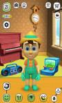 My Talking Pinocchio Virtual Toy screenshot 4/5