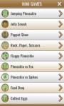 My Talking Pinocchio Virtual Toy screenshot 5/5