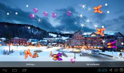 3D Winter Snow Live Wallpapers screenshot 3/4